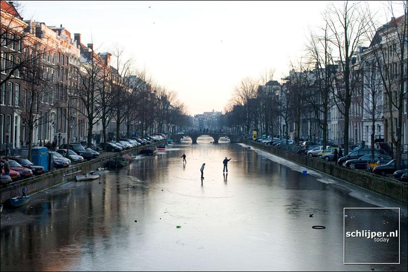Nederland, Amsterdam, 11 januari 2009