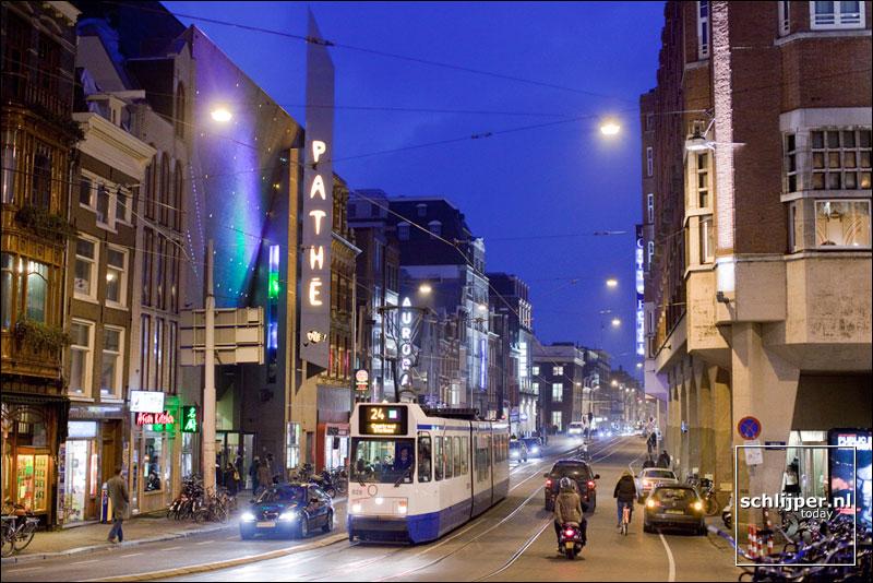 Nederland, Amsterdam, 16 januari 2009