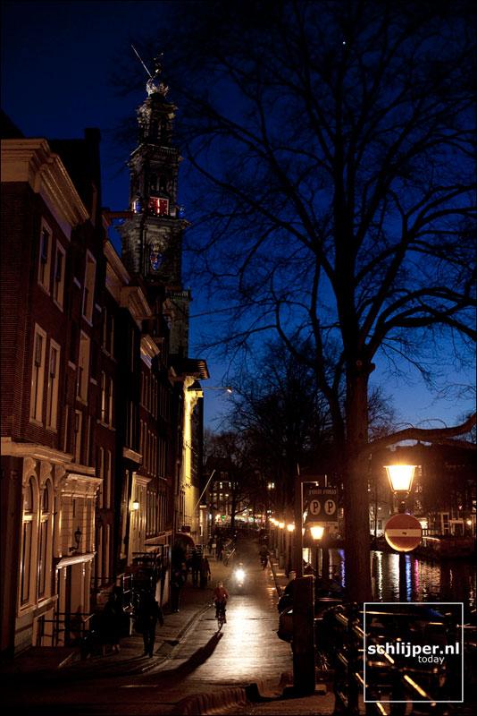 Nederland, Amsterdam, 17 januari 2009