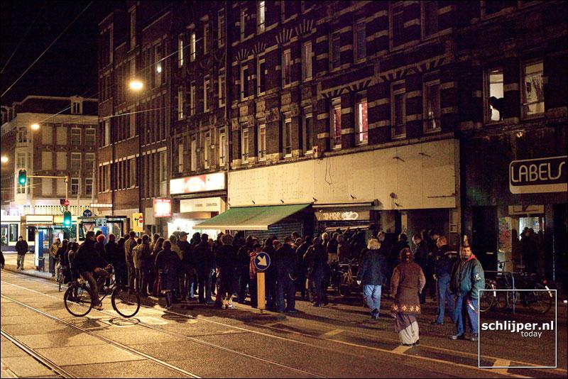 Nederland, Amsterdam, 18 januari 2009