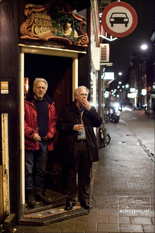 Nederland, Amsterdam, 19 januari 2009