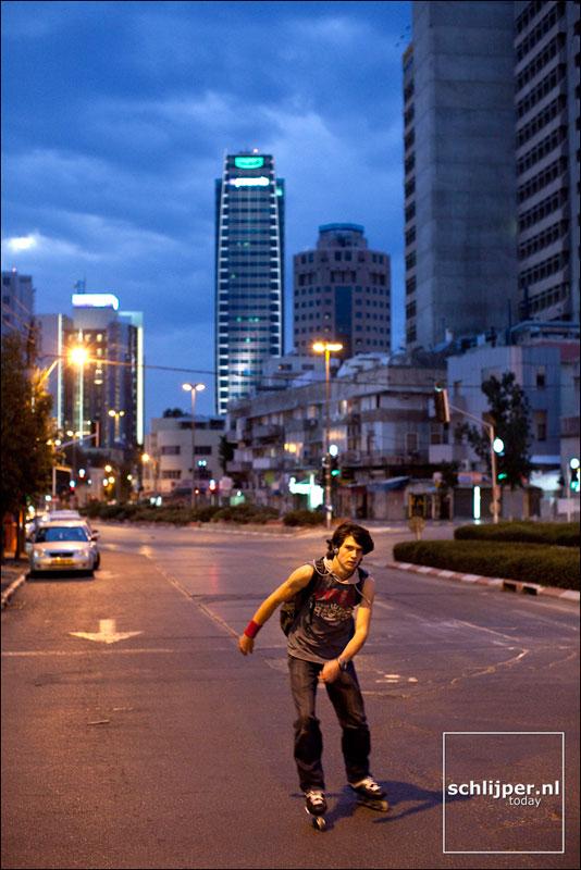 Israel, Tel Aviv, 23 januari 2009
