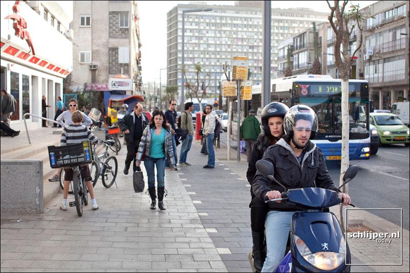 Israel, Tel Aviv, 25 januari 2009