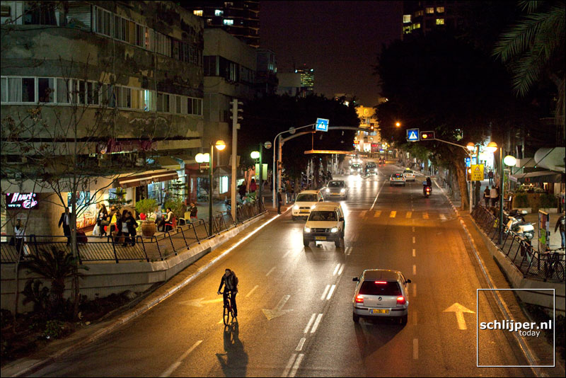 Israel, Tel Aviv, 26 januari 2009
