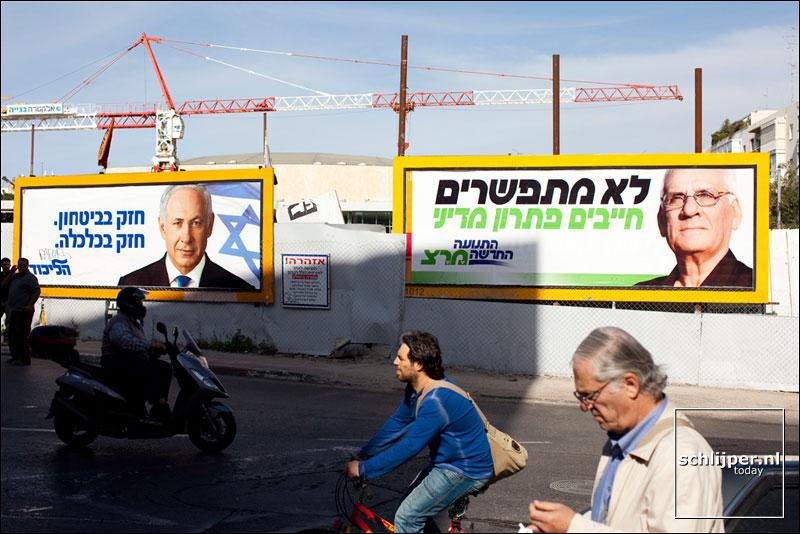 Israel, Tel Aviv, 27 januari 2009