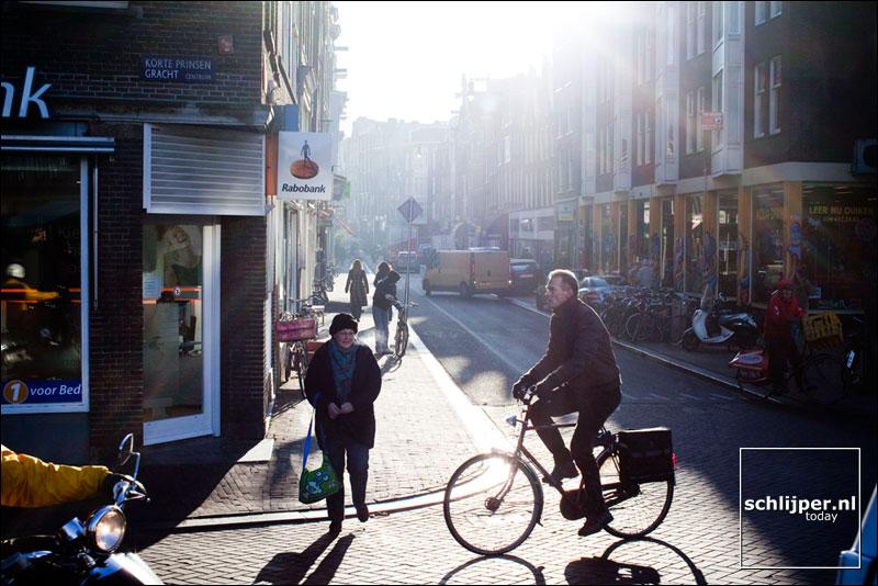 Nederland, Amsterdam, 30 januari 2009