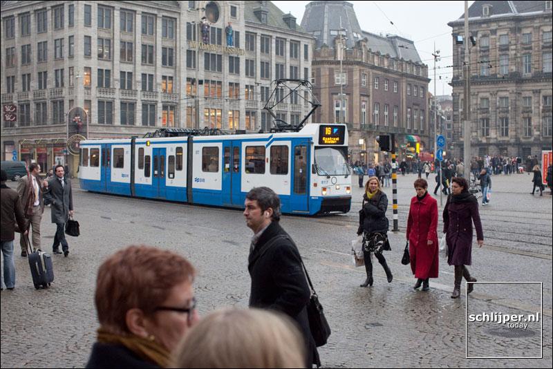 Nederland, Amsterdam, 3 februari 2009