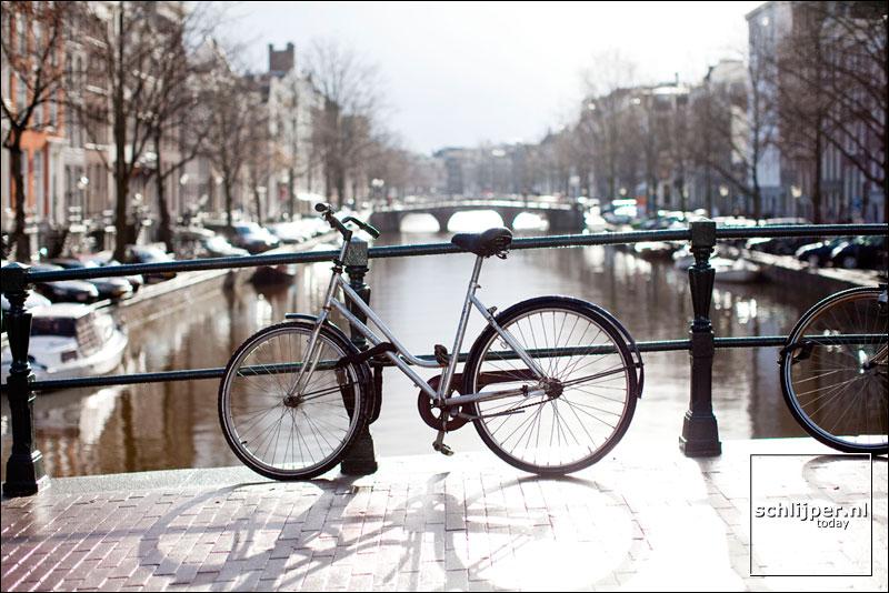 Nederland, Amsterdam, 8 februari 2009