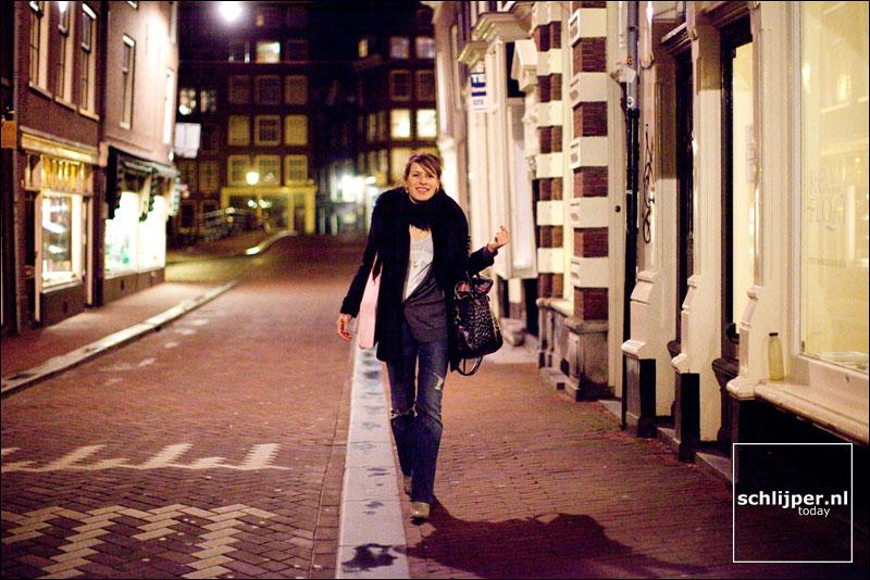 Nederland, Amsterdam, 11 februari 2009