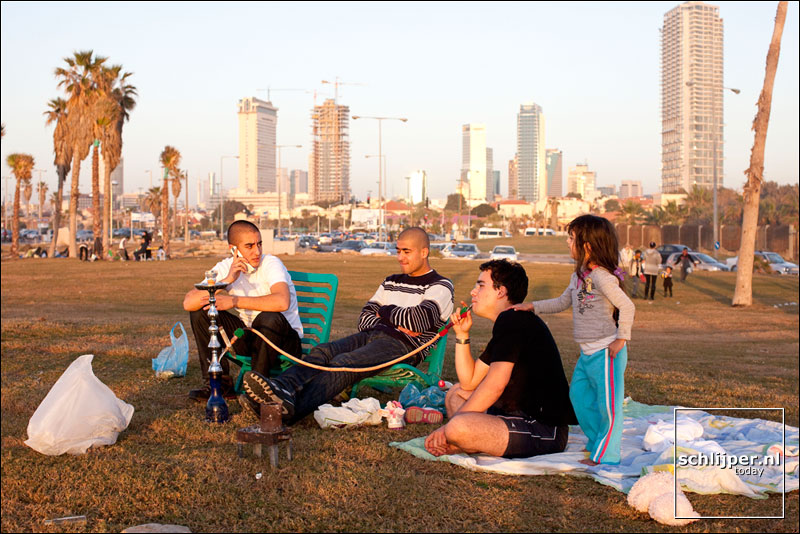 Israel, Tel Aviv, 14 februari 2009
