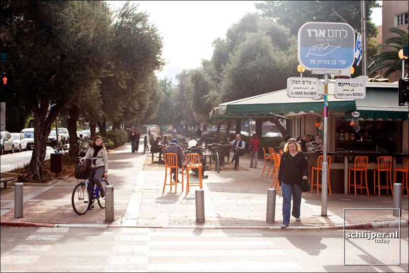 Israel, Tel Aviv, 15 februari 2009