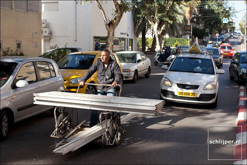 Israel, Tel Aviv, 16 februari 2009