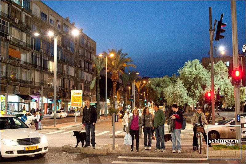 Israel, Tel Aviv, 18 februari 2009