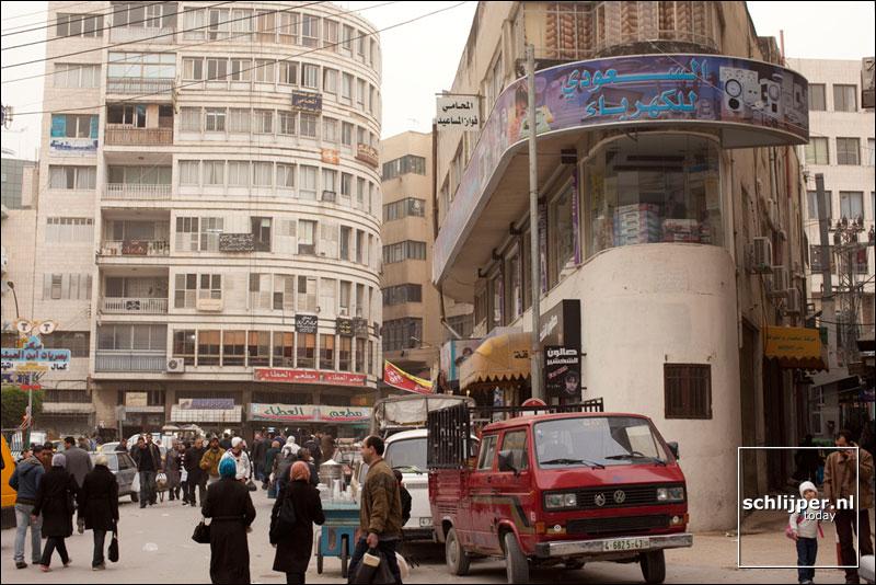 Palestinian Territories, Nablus, 19 februari 2009