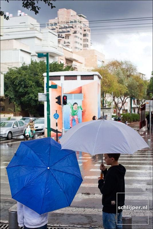 Israel, Tel Aviv, 20 februari 2009