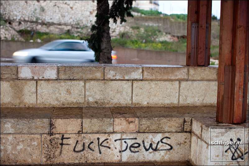 Israel, Nazareth, 21 februari 2009