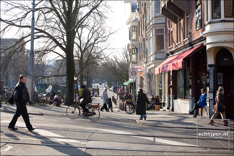 Nederland, Amsterdam, 24 februari 2009