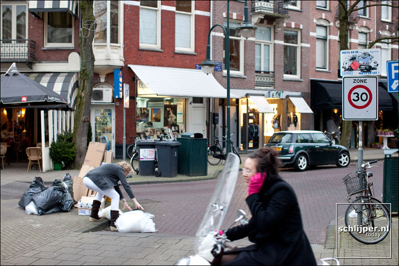 Nederland, Amsterdam, 26 februari 2009