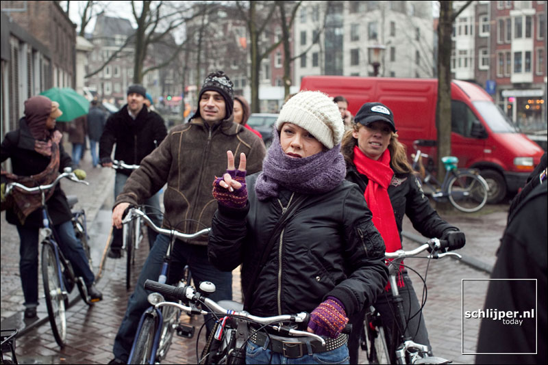 Nederland, Amsterdam, 27 februari 2009