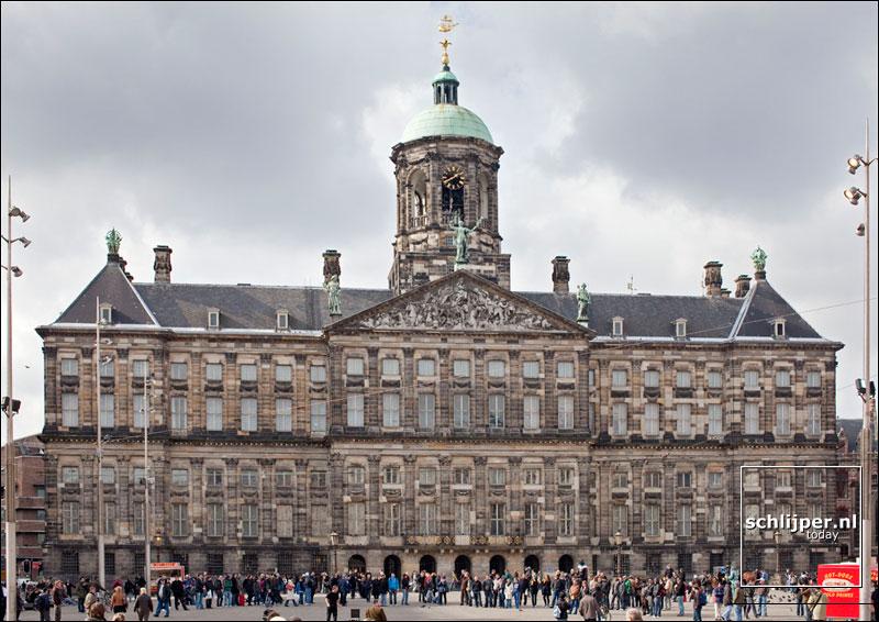 Nederland, Amsterdam, 5 maart 2009