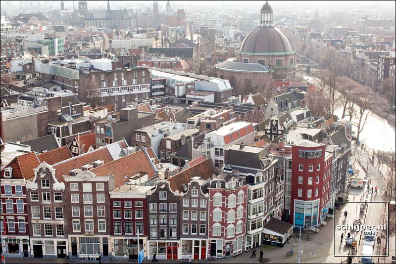 Nederland, Amsterdam, 6 maart 2009