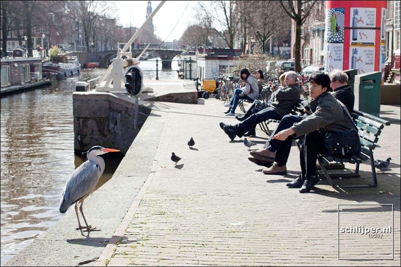 Nederland, Amsterdam, 8 maart 2009