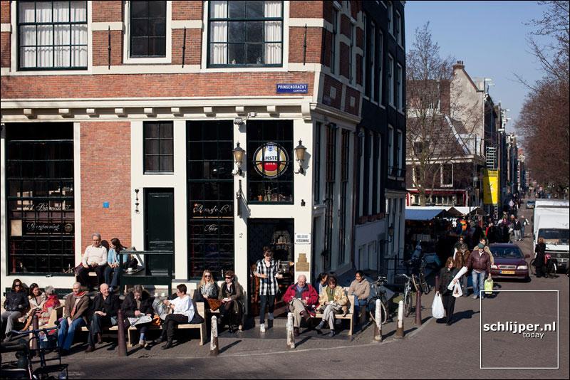 Nederland, Amsterdam, 21 maart 2009