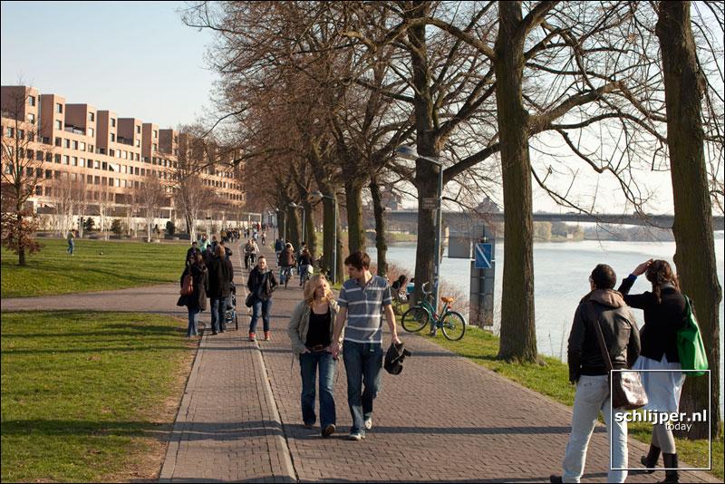Nederland, Maastricht, 21 maart 2009