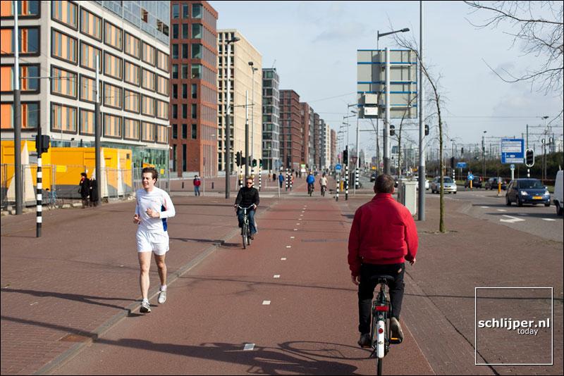 Nederland, Amsterdam, 22 maart 2009