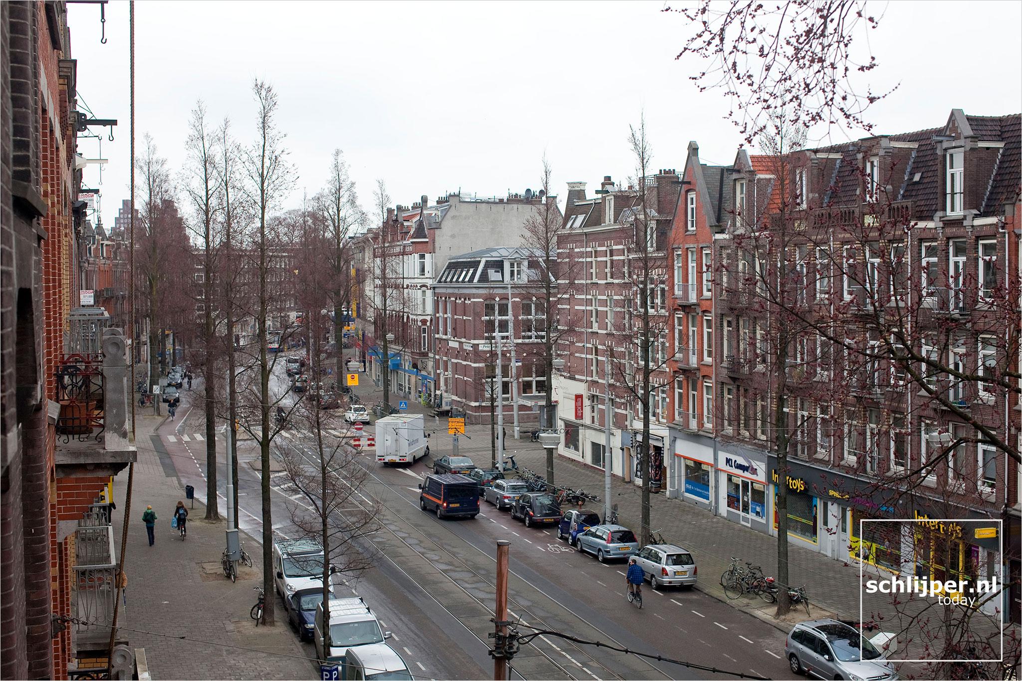Nederland, Amsterdam, 23 maart 2009