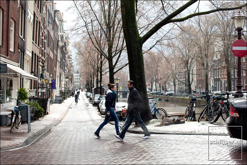 Nederland, Amsterdam, 25 maart 2009