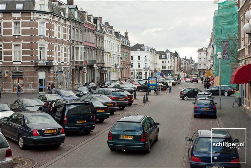 Nederland, Maastricht, 29 maart 2009