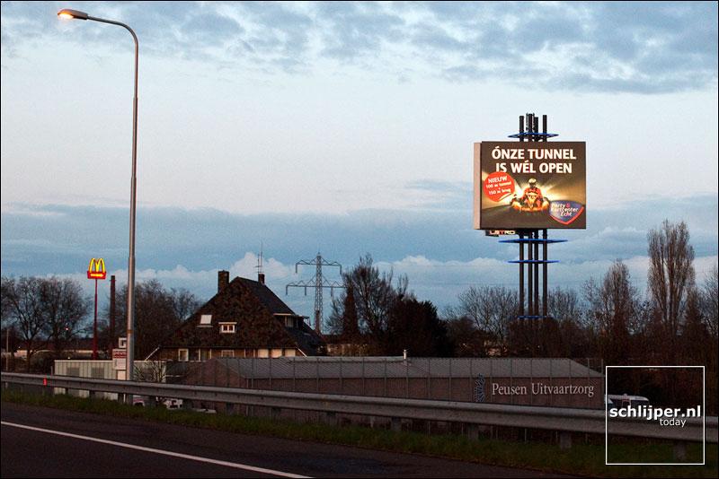 Nederland, Echt, 29 maart 2009