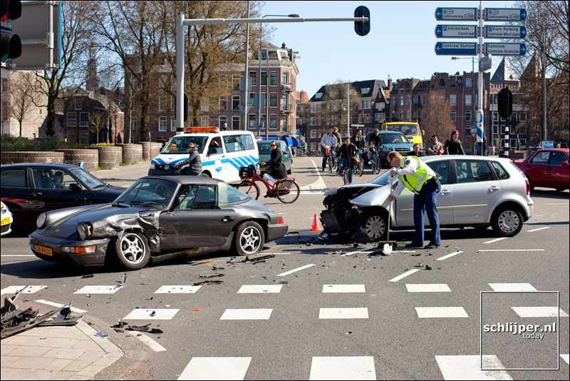 Nederland, Amsterdam, 1 april 2009