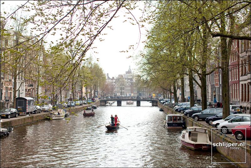 Nederland, Amsterdam, 5 april 2009