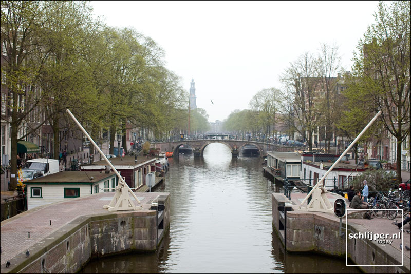 Nederland, Amsterdam, 6 april 2009