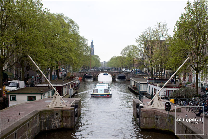 Nederland, Amsterdam, 9 april 2009