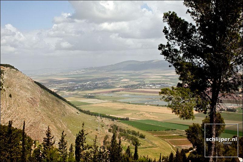 Israel, Gilbo'a, 15 april 2009