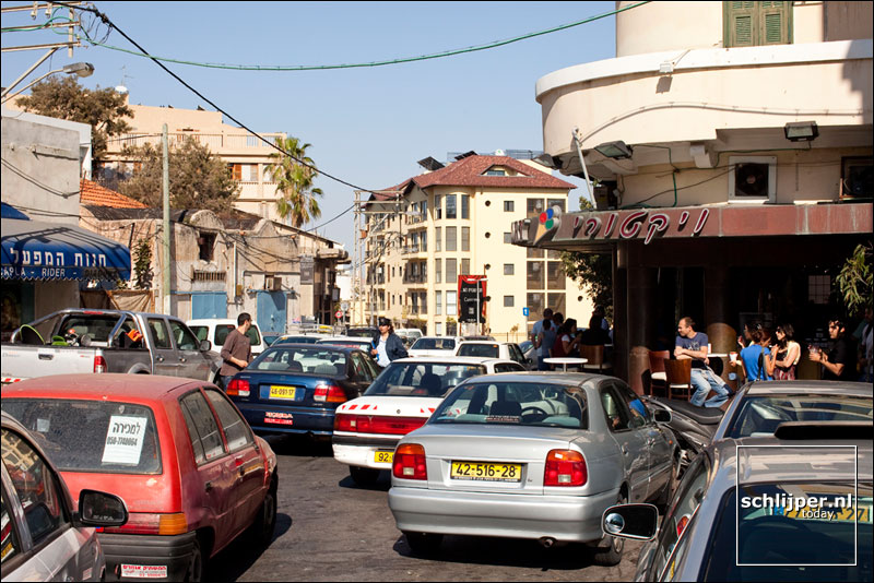 Israel, Jaffa, 18 april 2009