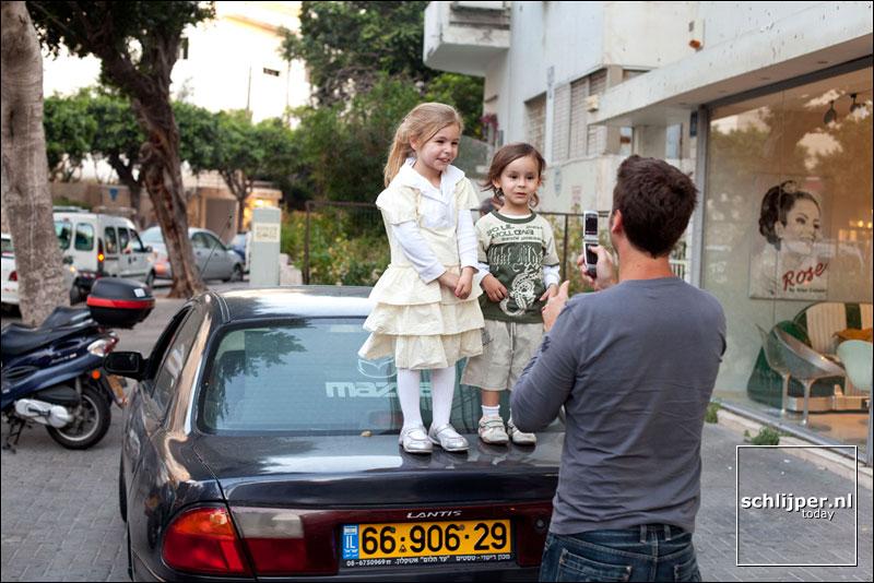 Israel, Tel Aviv, 22 april 2009