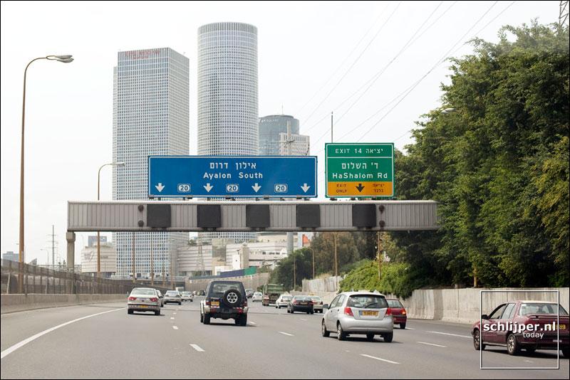 Israel, Tel Aviv, 23 april 2009
