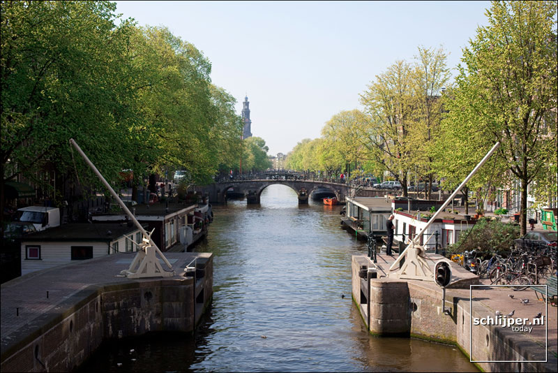 Nederland, Amsterdam, 24 april 2009