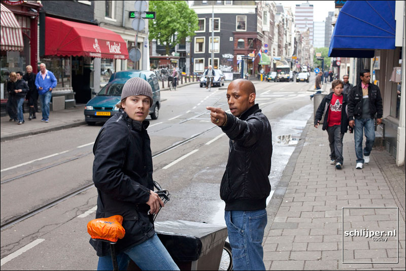 Nederland, Amsterdam, 6 mei 2009