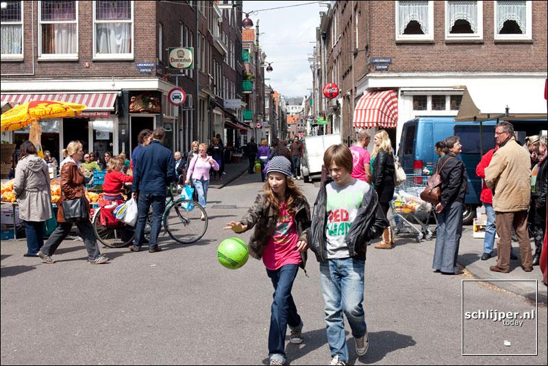 Nederland, Amsterdam, 9 mei 2009
