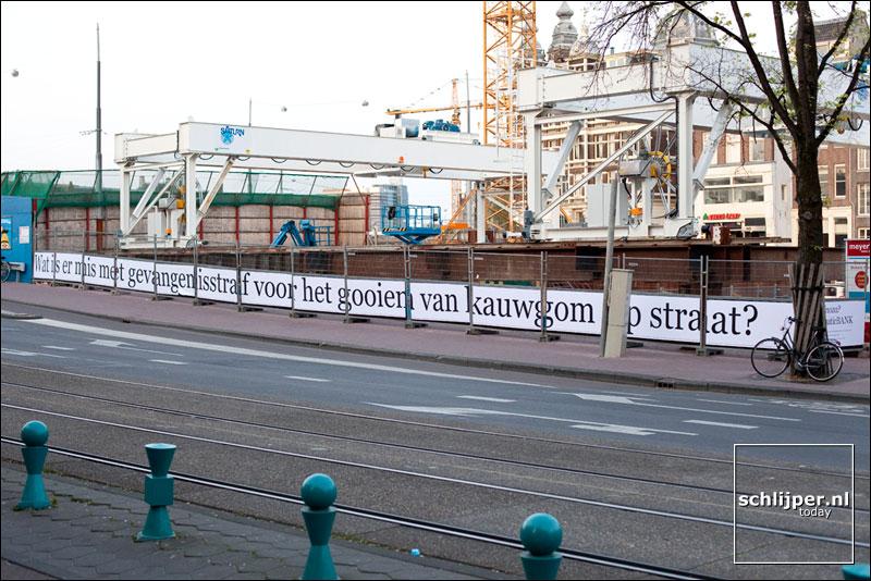 Nederland, Amsterdam, 10 mei 2009