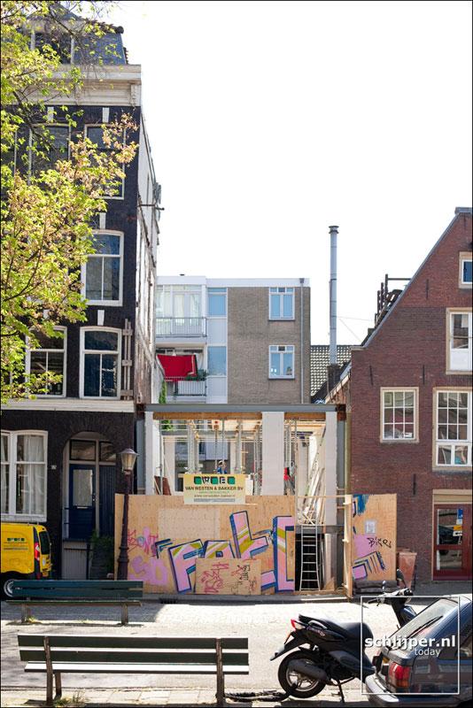 Nederland, Amsterdam, 13 mei 2009