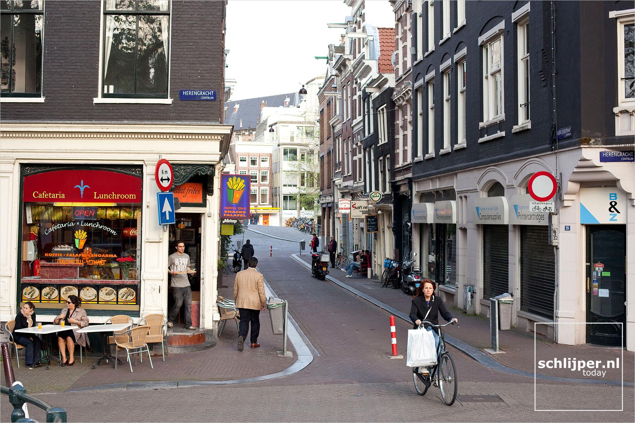 Nederland, Amsterdam, 19 mei 2009