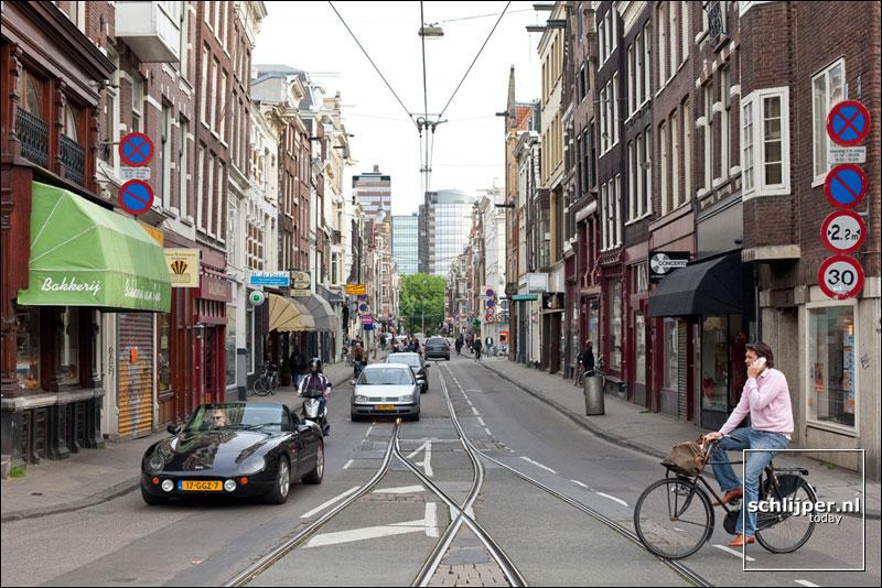 Nederland, Amsterdam, 20 mei 2009