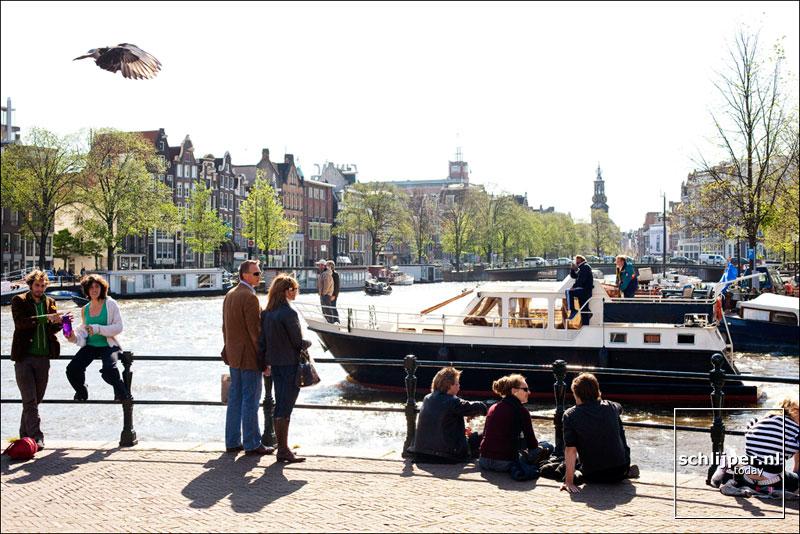 Nederland, Amsterdam, 21 mei 2009