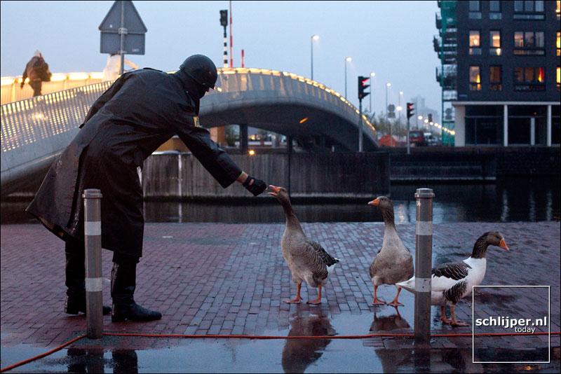 Nederland, Amsterdam, 1 april 2010